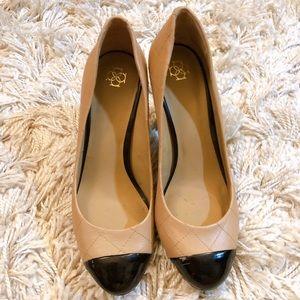 Ann Taylor high heel shoe